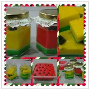 Kelas DIY - Jelly In Jar [ JIJ] RM150