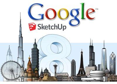 Google sketchup pro 8 espa ol serial programas web for Mobilia para sketchup 8