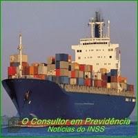Trabalhador marítimo, atividade especial, INSS