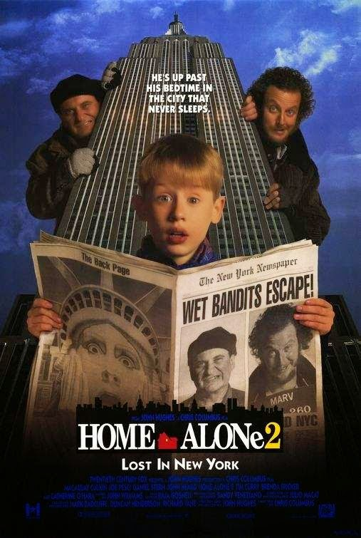 Home Alone 2: Lost in New York (1992) | BRRip 720p