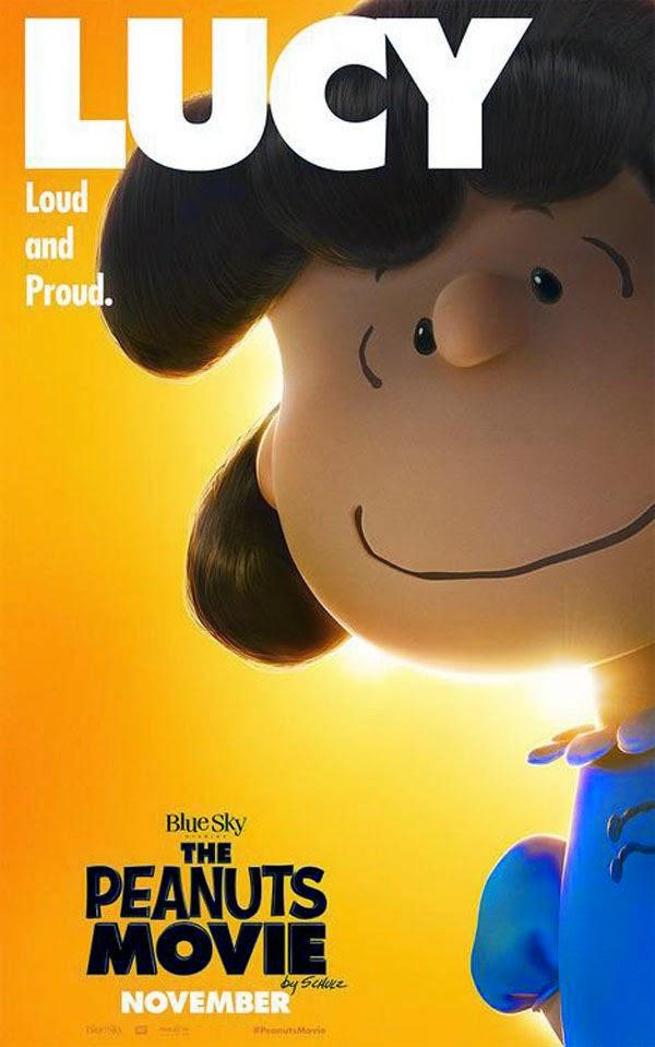 ルーシー キャラクターポスター