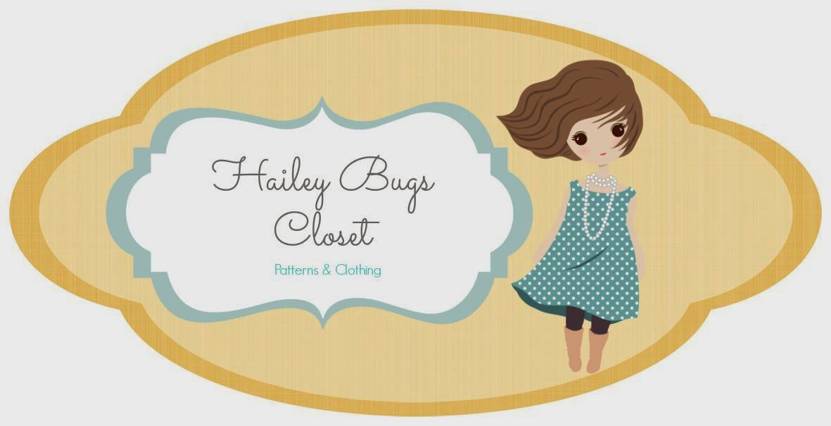 Hailey's Bugs Closet