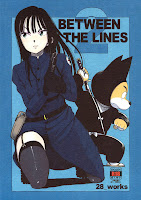 Hakihome-Hentai Manga-BETWEEN THE LINES