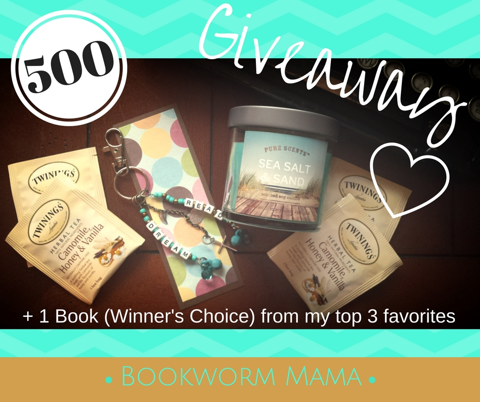 Giveaway Ends 4/2
