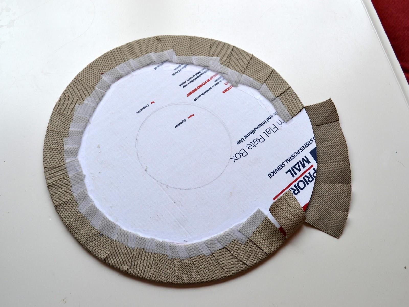 alabama slacker mama: ceiling medallion monogram