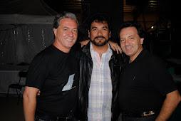 Los Mackay y Daniel Argañaraz