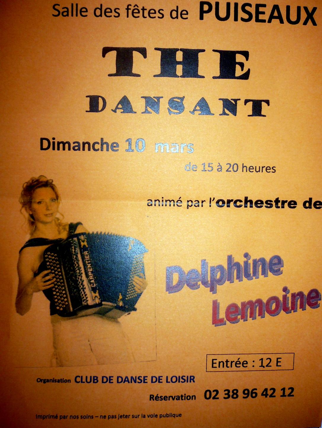 Le blog de la danse de salon rendez vous dansants du 3 au 16 03 2013 - Blog de la danse de salon ...