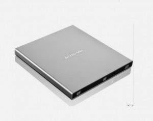 eBay: Buy Lenovo DB80 USB Ultra Slim DVD Burner writer at Rs.1691