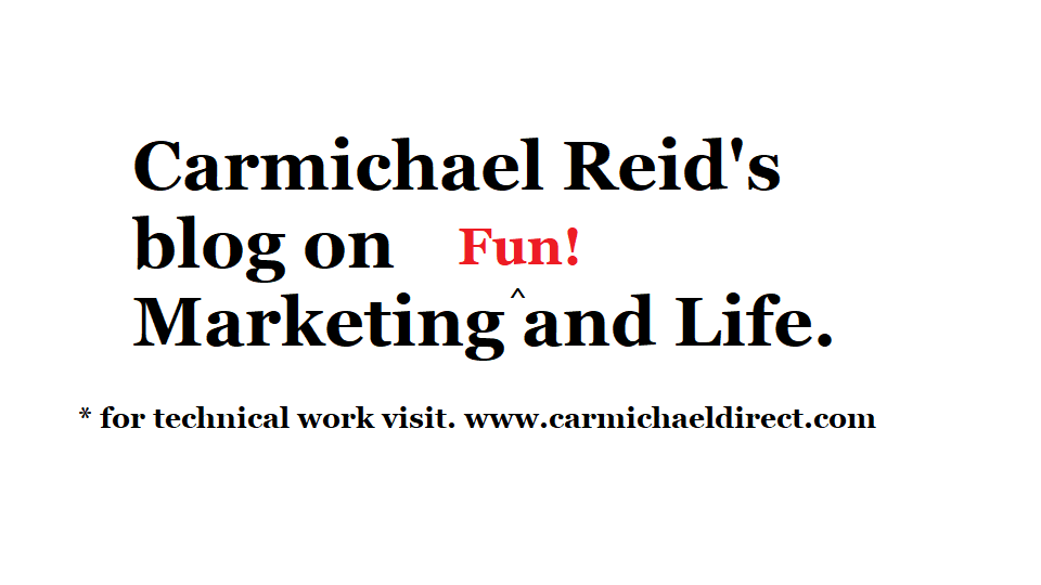#i #don't #like @CarmichaelReid and (t)his #blog #sucks