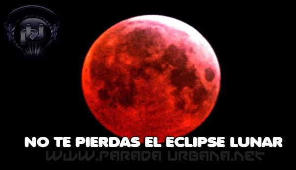 La NASA transmitirá en vivo el eclipse de la 'luna de sangre'