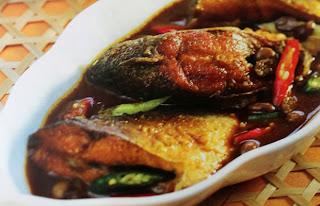 resep ikan bandeng