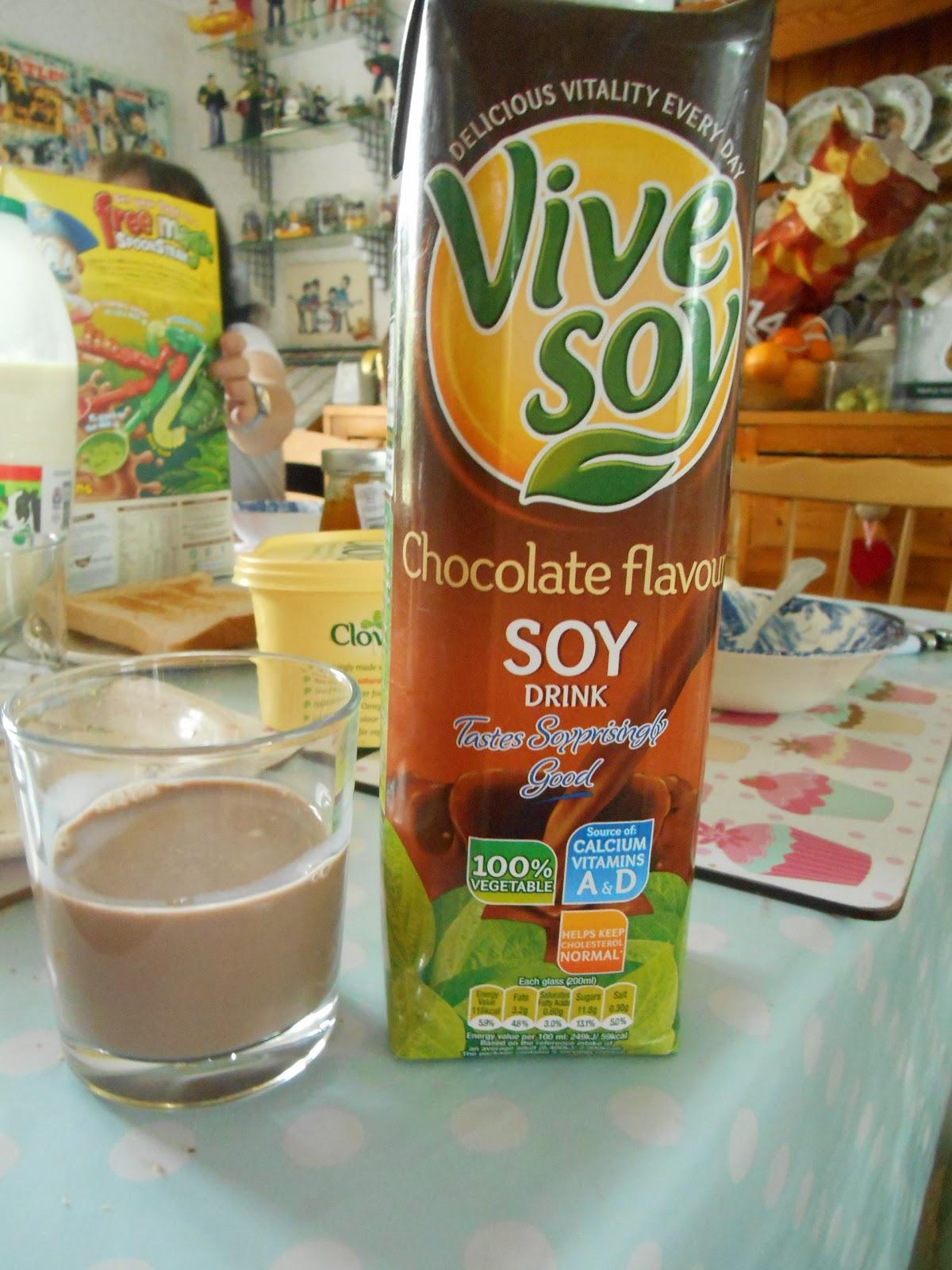 Review: Vive Soy Range of Soya Milks - VEGANOO Vegan Reviews