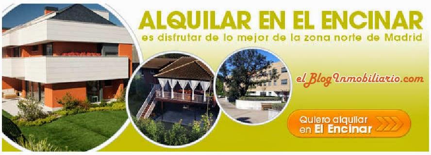 alquiler viviendas El Encinar elBlogInmobiliario.com