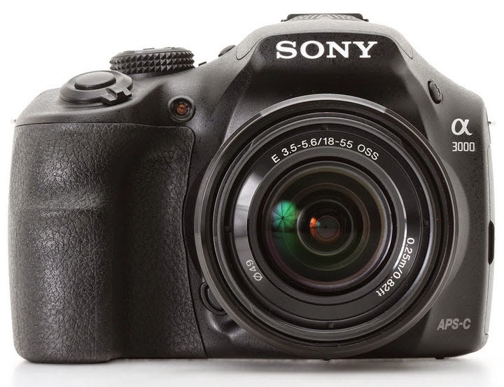 Harga dan Spesifikasi Kamera DSLR Sony Alpha 3000