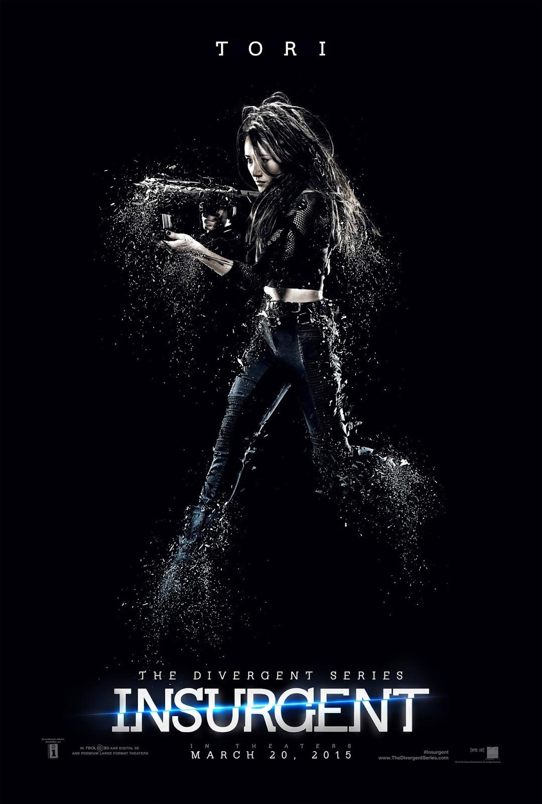 Tori Insurgent