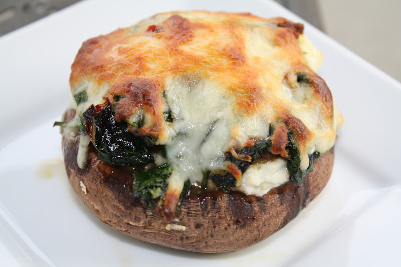 Jourdan Leigh in the kitchen: Spinach & Ricotta Stuffed ...