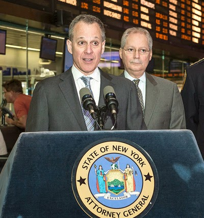 New York State Attorney General Eric stepped up to the plate on the issue of police killings — While Governor Andrew Cuomo throw him the ball? (Photo by MTA NY)