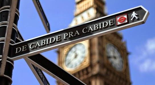 DE CABIDE PRA CABIDE - 8 ANOS!