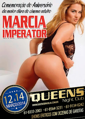 maria imperator boate queens night club brasilia american show real show
