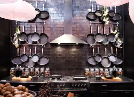 black+ikea+kitchen.jpg (460×333)