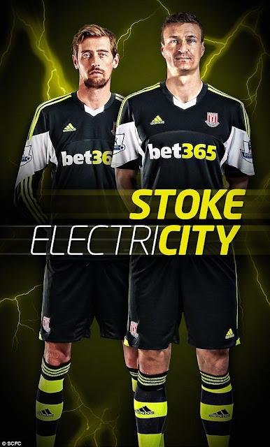 new stoke city kit 2013-14