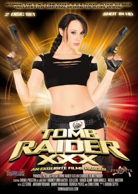 An Exquisite Films Parody - Tomb Raider XXX - (+18)