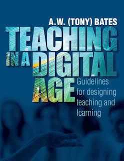 Dr. Tony Bates - Teaching in a Digital Age