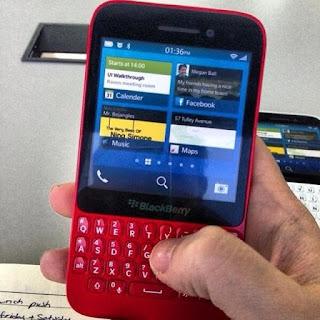 BlackBerry 10R Series
