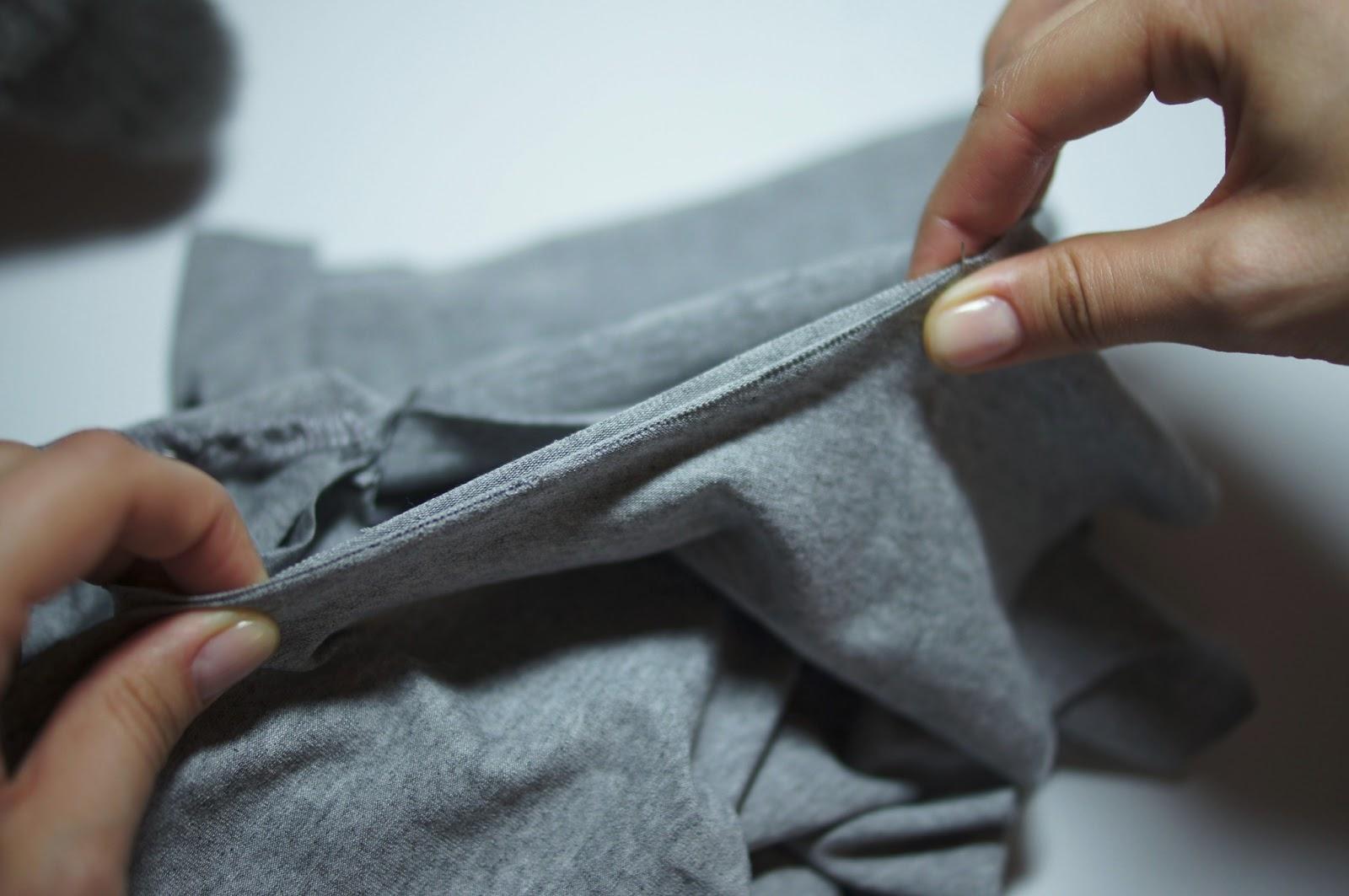 Как шить из трикотажа (и без оверлока)