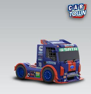 Ford Formula Truck 2012 Danilo Dirani