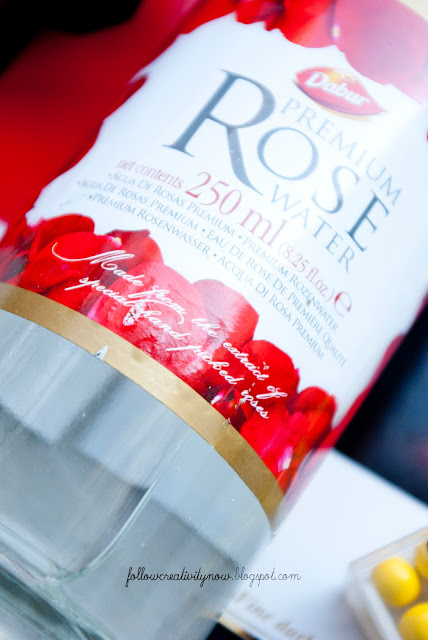 dabur premium rose water