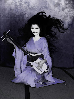Kuchisake Onna, or the Slit-Mouth Woman