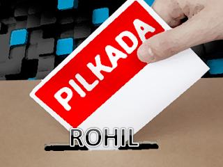 Hasil Perhitungan Cepat Pemilihan Bupati Rohil 2015