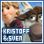 I like Kristoff and Sven