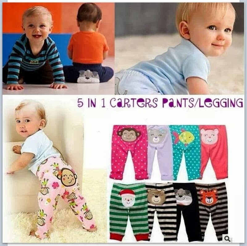 Carter's 5 in 1 Pants