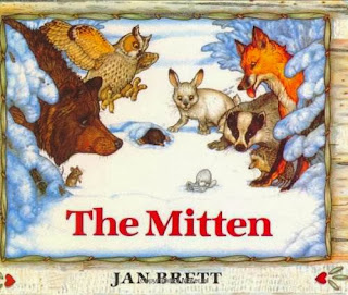 http://www.amazon.com/Mitten-Jan-Brett/dp/0399231099/ref=sr_1_1?s=books&ie=UTF8&qid=1385775573&sr=1-1&keywords=the+mitten