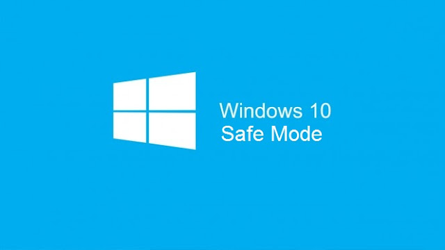 How to boot or start Windows 10 in Safe mode?