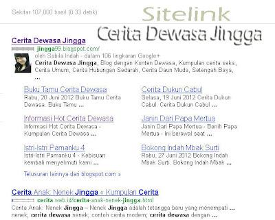 Sitelink Cerita Dewasa Jingga
