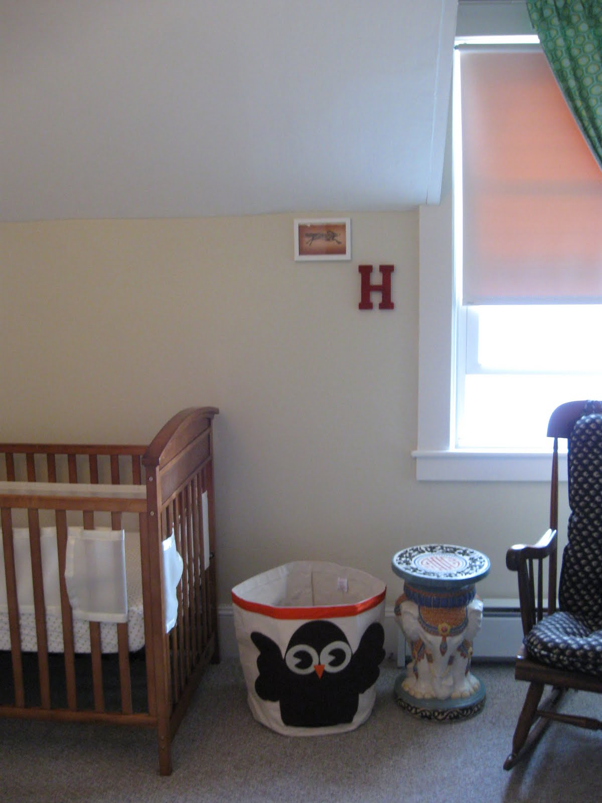 Green Bicycle Baby Boy Room Reveal