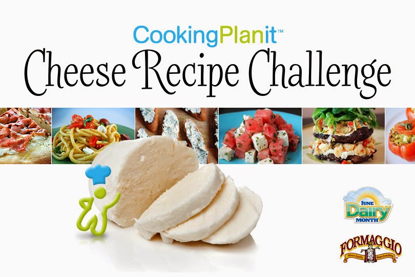 Melissa's Cuisine: Smoked Mozzarella Chicken Pasta/ Cheese Recipe Challenge