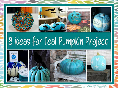 8 Ideas for the Teal Pumpkin Project