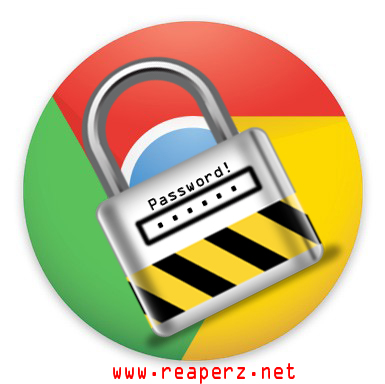 how to change google chrome password