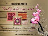 "Intercambio ""Cobijos de amor 2012"""