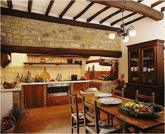 Tuscan dining room design ideas home decorating ideas for Tuscan design