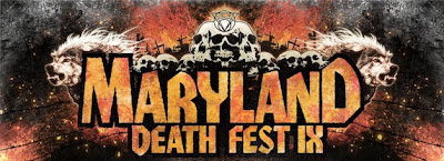 Altercation Between Sonar Security and Concert Goers at Maryland Deathfest 2011
