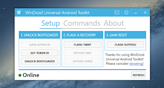 Download WinDroid Universal Android Toolkit