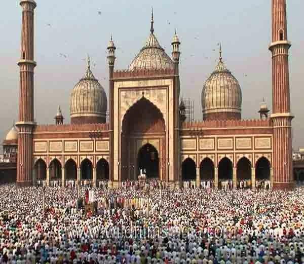 जामा मस्जिद, दिल्ली (Jama Masjid, Delhi)