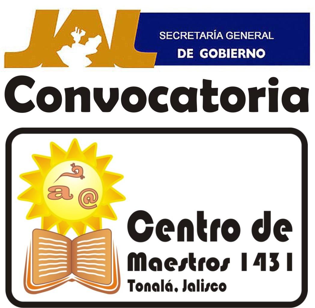 Centro de maestros 1431 convocatoria de la 5a etapa del for Convocatoria de maestros