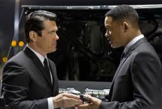 Will Clark & Josh Brolin