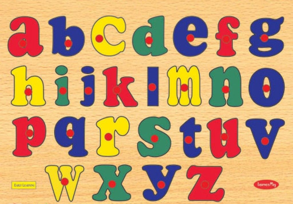 Learn English Alphabet Letters